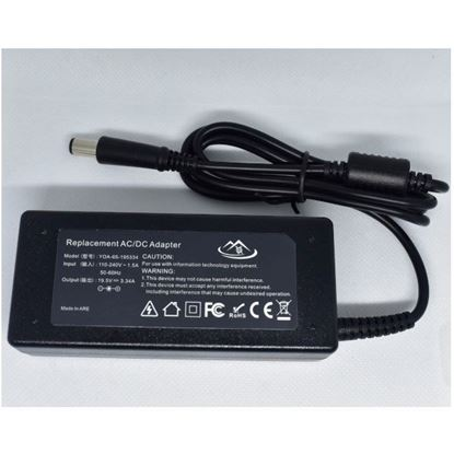 Picture of YOA  Adapter Dell 19.5V -3.34 -(7.4*5.0 mm)