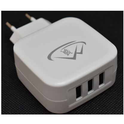 Picture of T283 - Wall Charger- 3USB