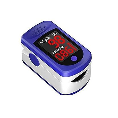 صورة Fingertip pulse oximeter